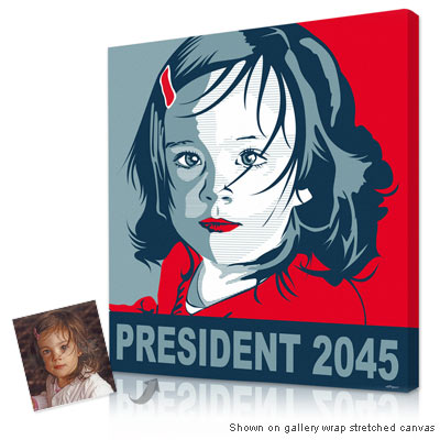 Personalized Pop Art Photo | Propaganda Art