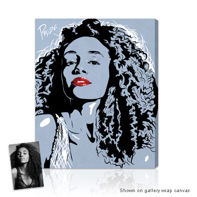 Personalized Pop Art Photo | Artistica - Series I