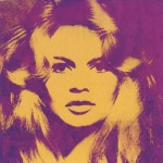 bardot painting pop art