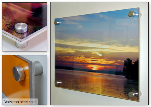Canvas Paper Acrylic Amp Framing Options For Your Pictures