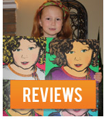 Customer Reviews for allPopart Personalized Pop Art Portraits