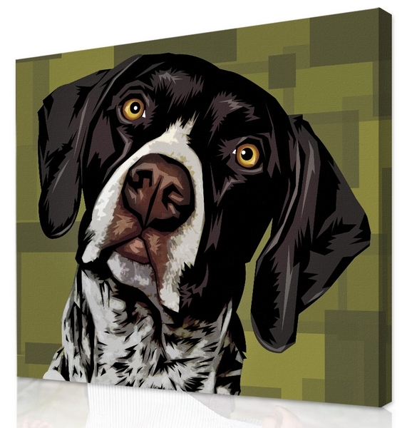 8b0b57c97528 Pet Portraits | Pet Paintings | Portraits of Pets | Pet Art