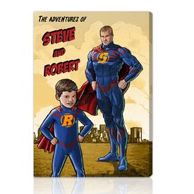 superhero gifts for dad superhero series ii
