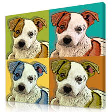 Pet portraits and gift ideas for pet owners - Personalized Art from your photos  sc 1 st  Pop art & AllPopArt pet portraits dog portraits cat portraits and gifts for ...